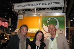 L'AVE au Salon du livre de Genève
