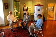 Lectures au Musée de Montreux
