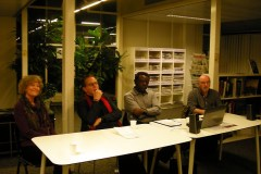Table ronde AVE70
