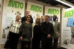 Vernissage de l'expo AVE70