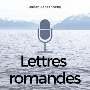 Lettres romandes – Julien Sansonnens avec Anne-Frédérique Rochat