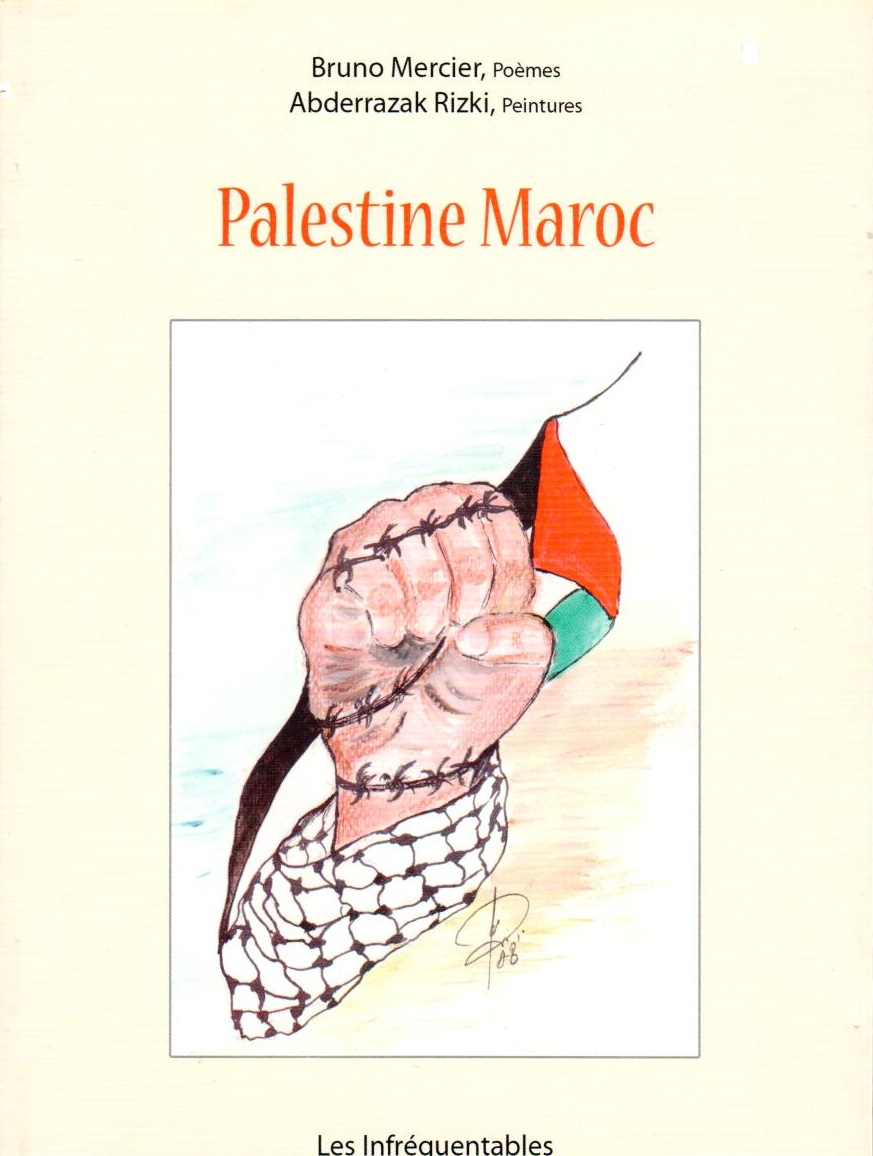 Palestine – Maroc