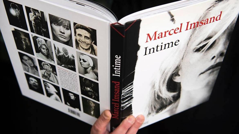 La librairie francophone, Emmanuel Khérad, Marcel Imsand Intime